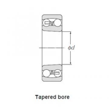 100,000 mm x 180,000 mm x 34,000 mm  SNR 1220K self aligning ball bearings
