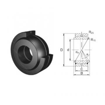 45 mm x 68 mm x 32 mm  ZEN GE45ES plain bearings